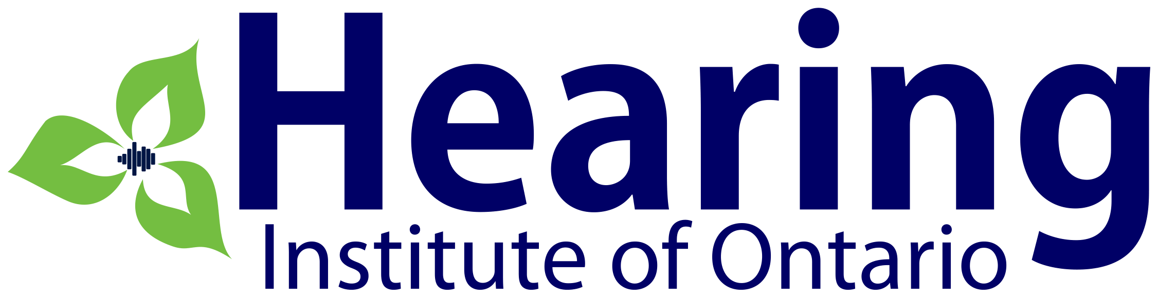 Hearing Institute of Ontario logo